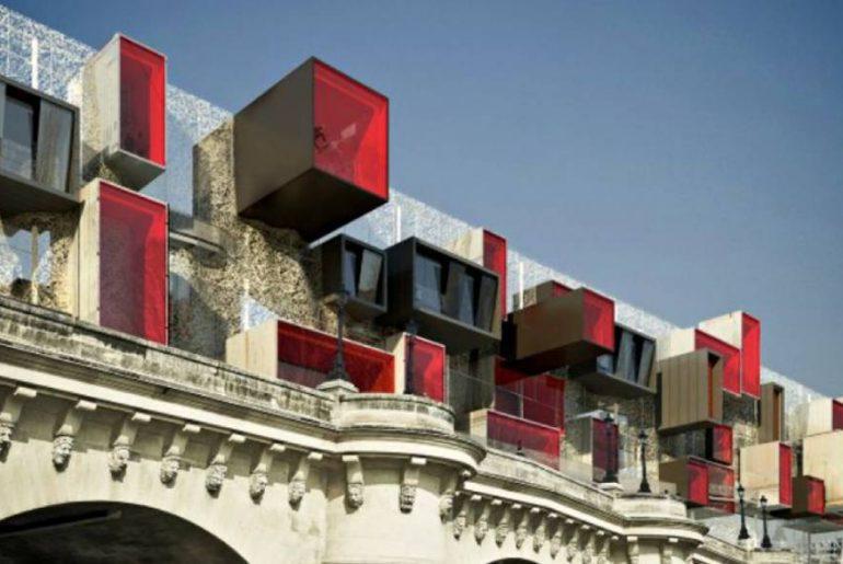 Guerrilla Architecture A Movement - Rethinking The Future