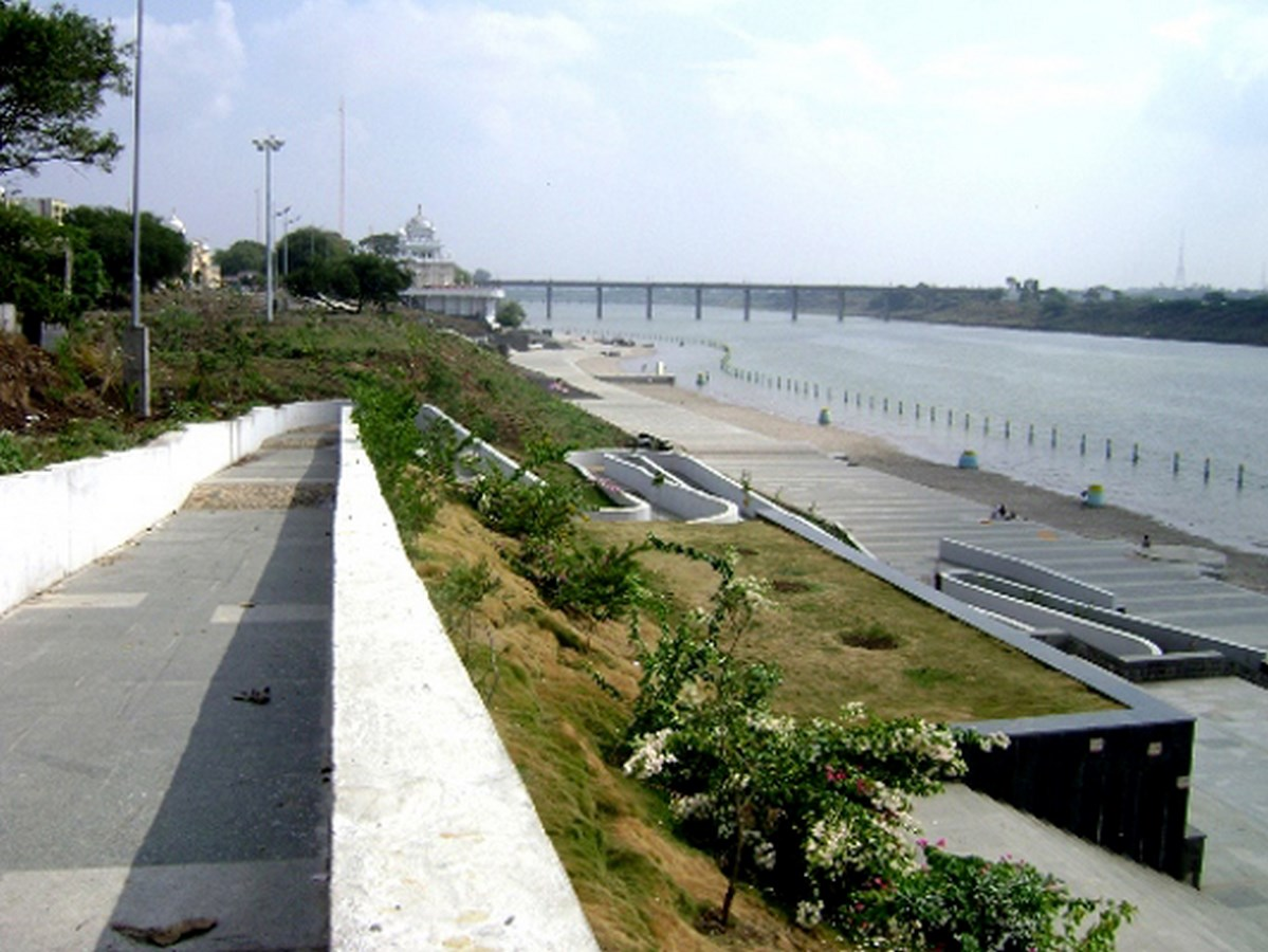 Remembering Ar. Pradeep Sachdeva-Godavari Riverfront Development -1
