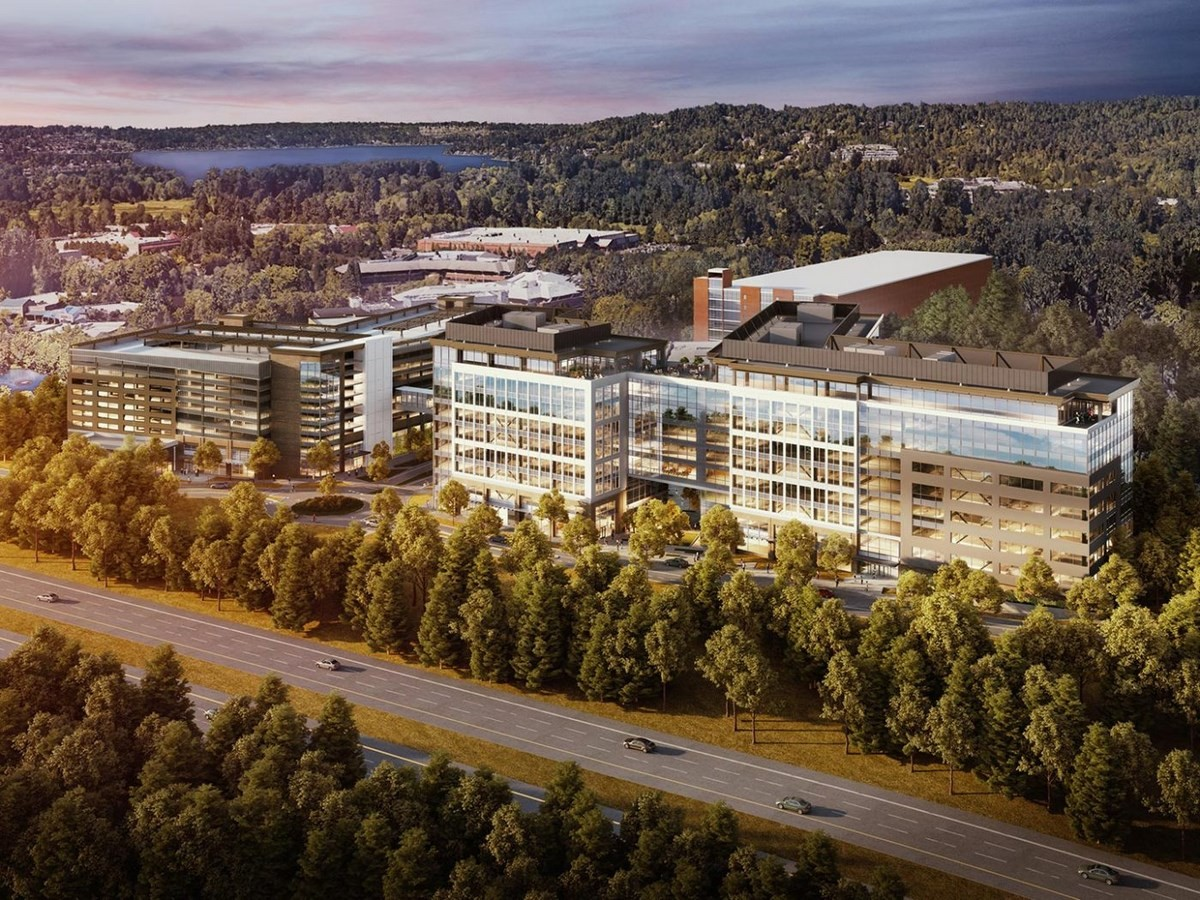 Costco Wholesale Headquarters Campus (Issaquah, Washington) - Sheet1