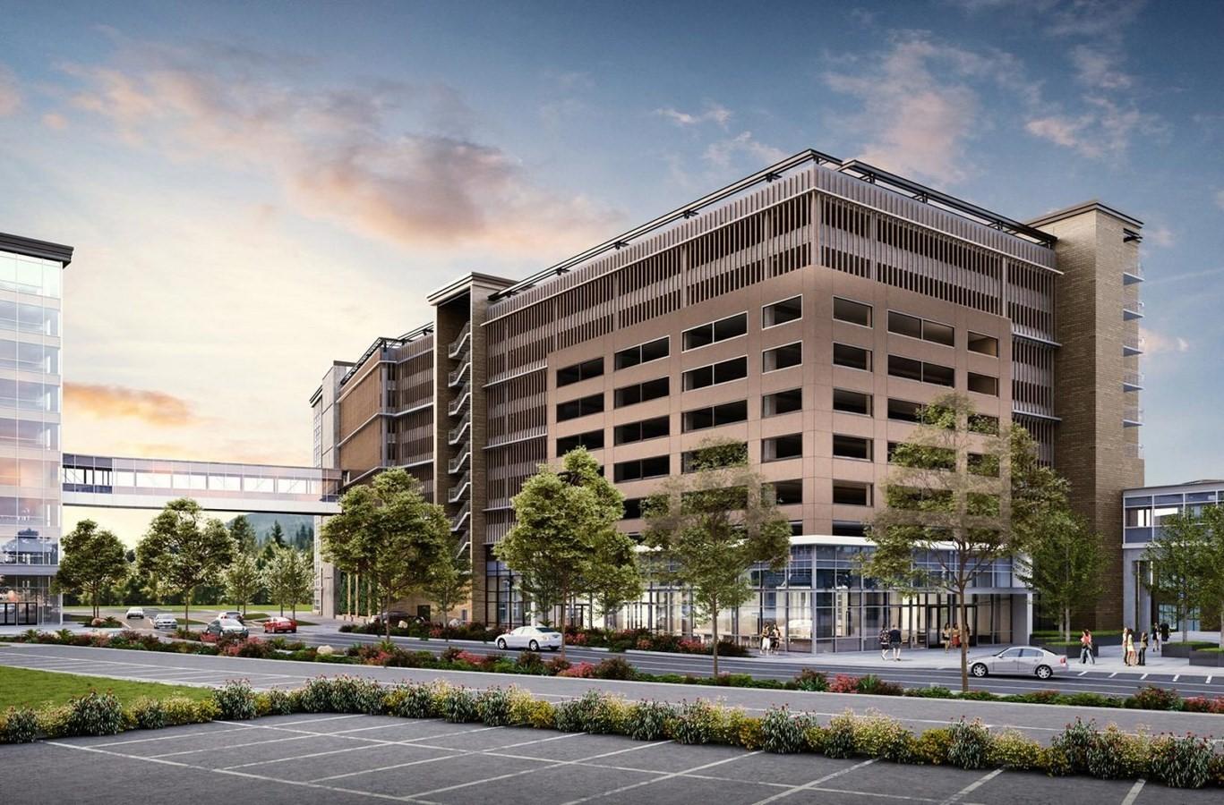 Costco Wholesale Headquarters Campus (Issaquah, Washington) - Sheet2