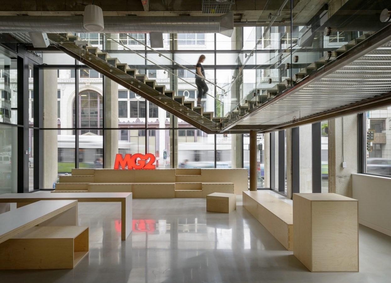 MG2 Headquarters (Seattle, Washington) - Sheet