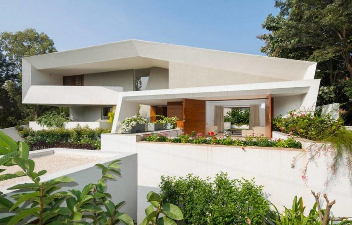 Courtyard House - Sheet1