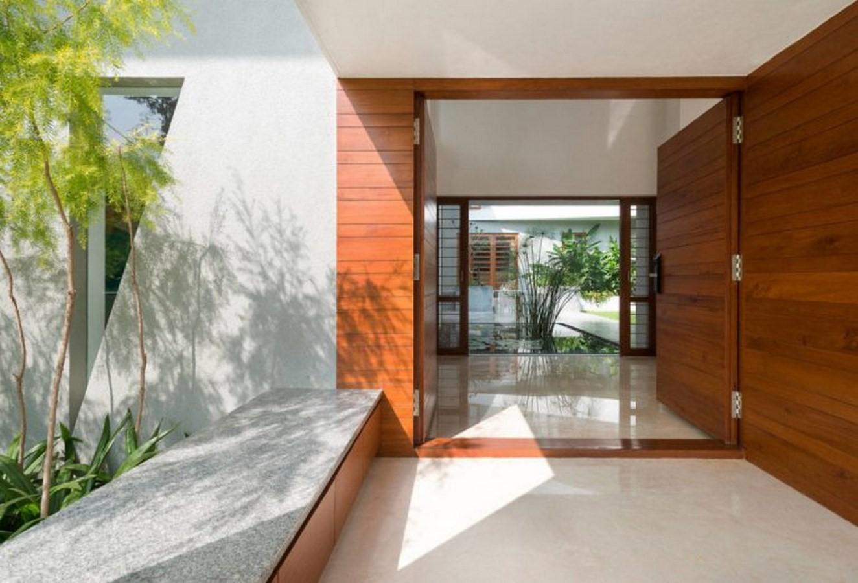 Courtyard House - Sheet3