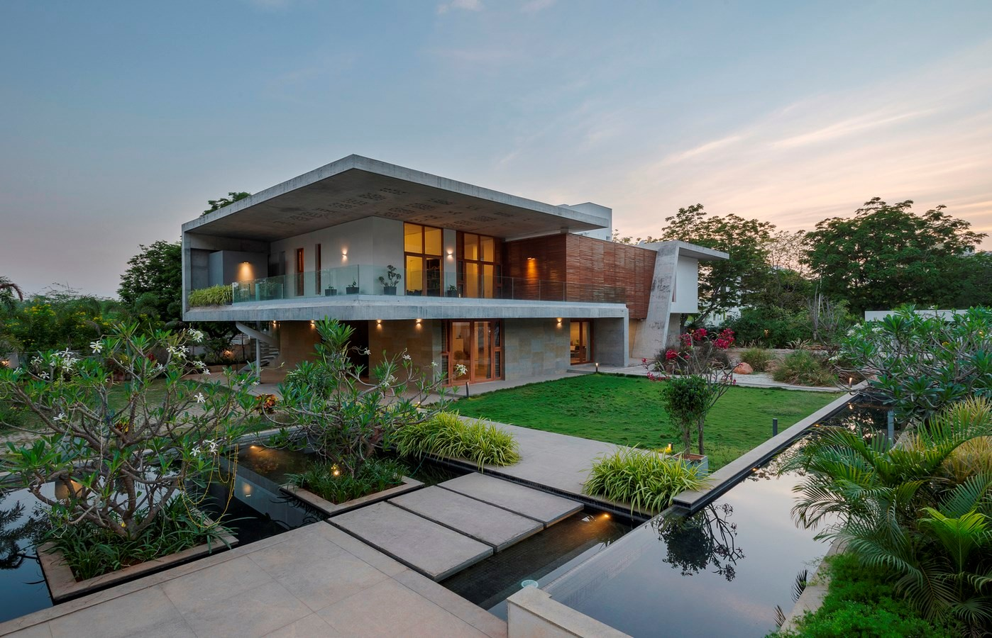 The Deck House - Sheet1