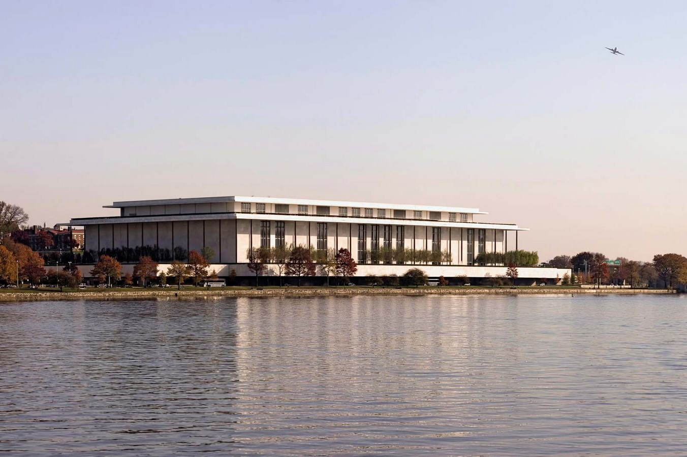 John F. Kennedy Center for Performing Arts - Sheet1