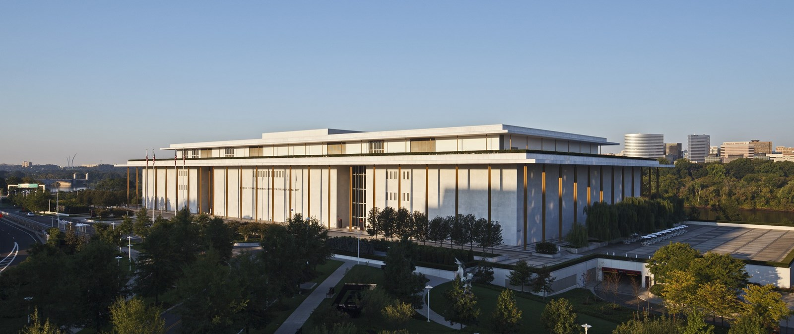 John F. Kennedy Center for Performing Arts - Sheet2