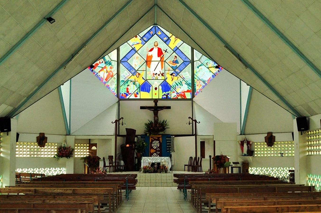 Paroisse Saint Pierre – Celestin Church - Sheet1