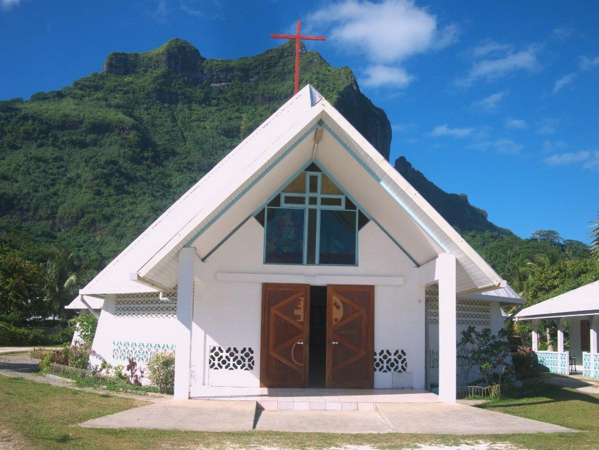 Paroisse Saint Pierre – Celestin Church - Sheet2