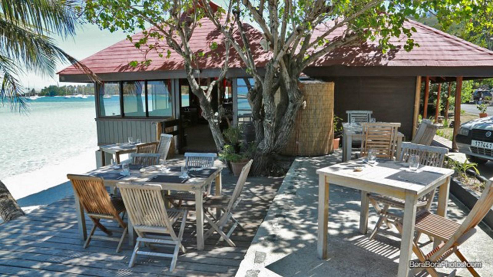 Restaurant Matira beach- Sheet1