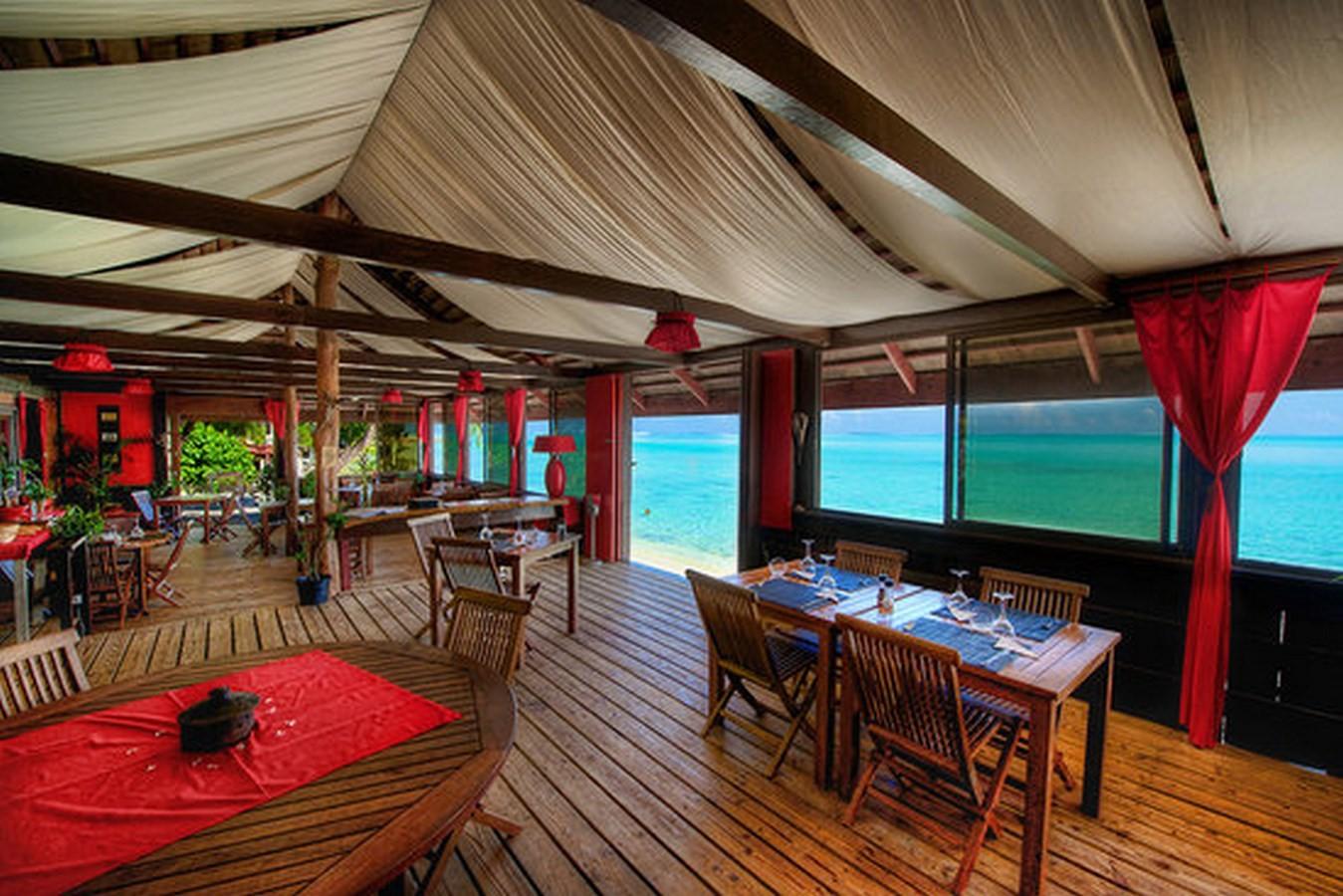 Restaurant Matira beach- Sheet2