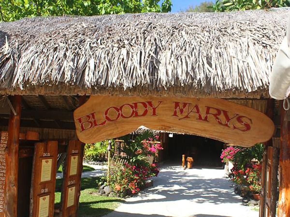 Bloody Mary's Restaurant- Sheet3