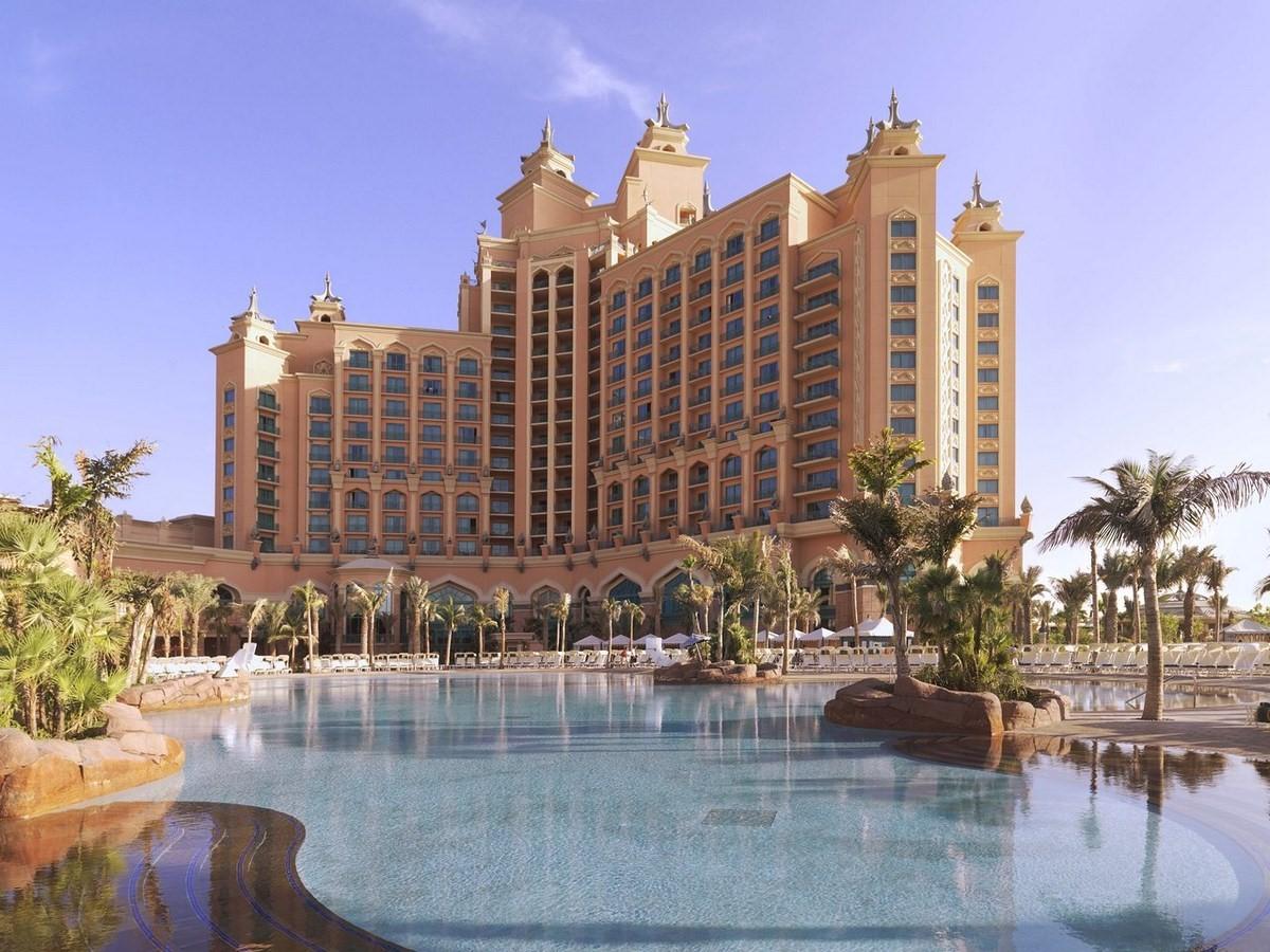 Atlantis the Palm Hotel and Resort - Sheet3