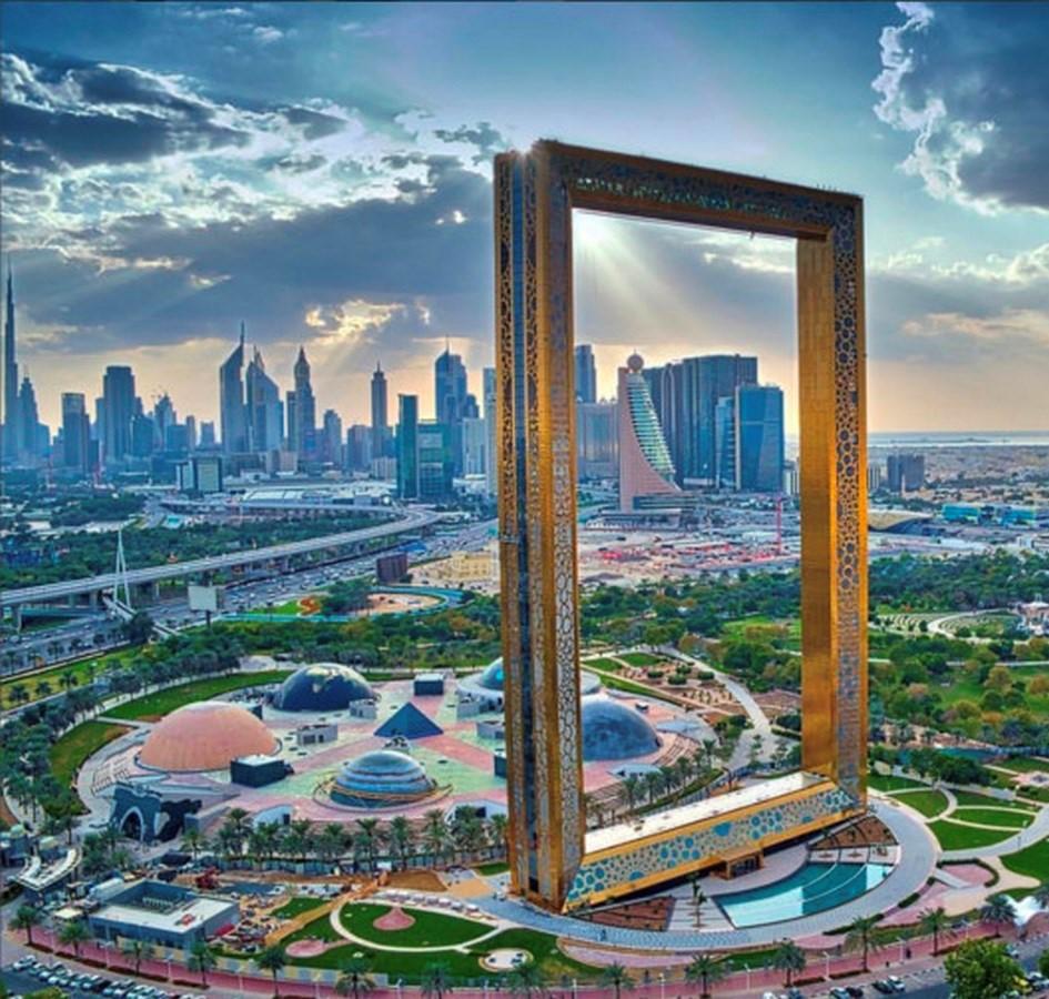 Dubai Frame - Sheet2