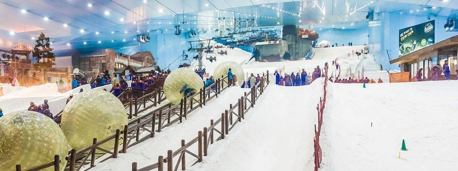 Ski Dubai- Sheet3