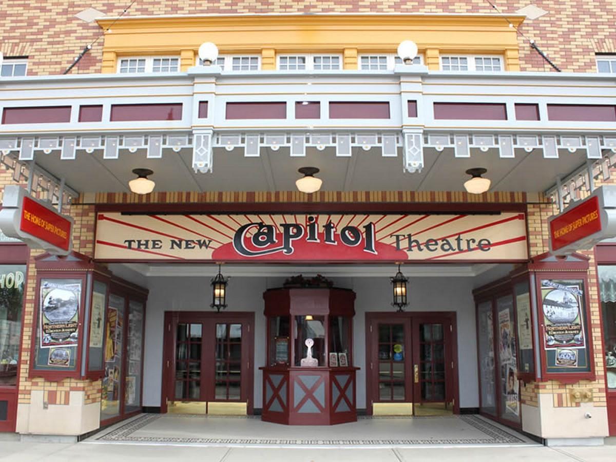 Capitol Theatre - Sheet1