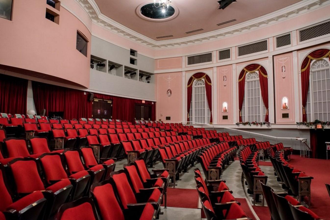 Capitol Theatre - Sheet2