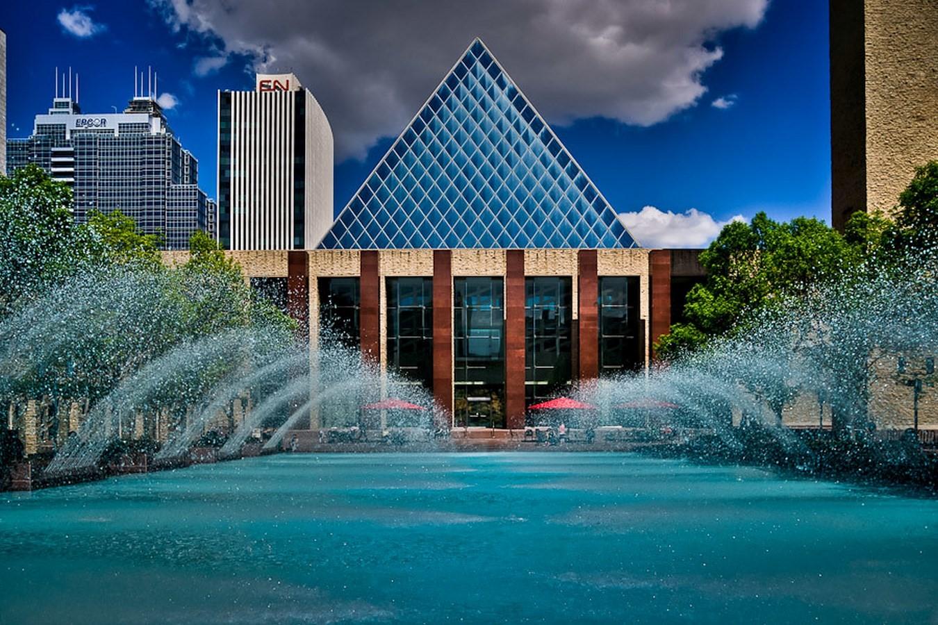 City Hall of Alberta - Sheet1