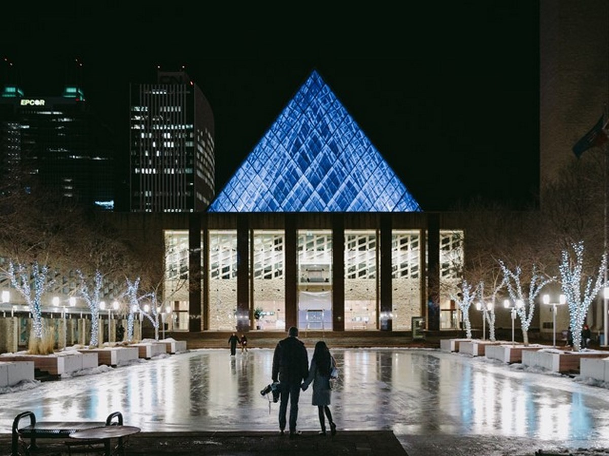 City Hall of Alberta - Sheet2
