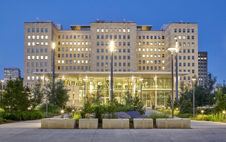Federal Building - Sheet1