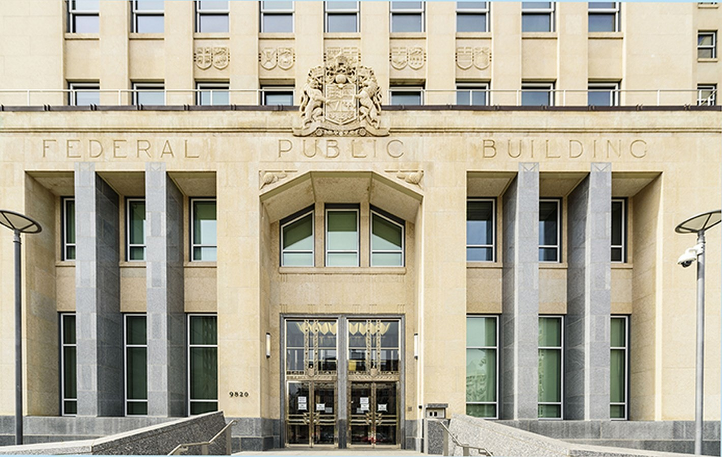 Federal Building - SheetFederal Building - Sheet2