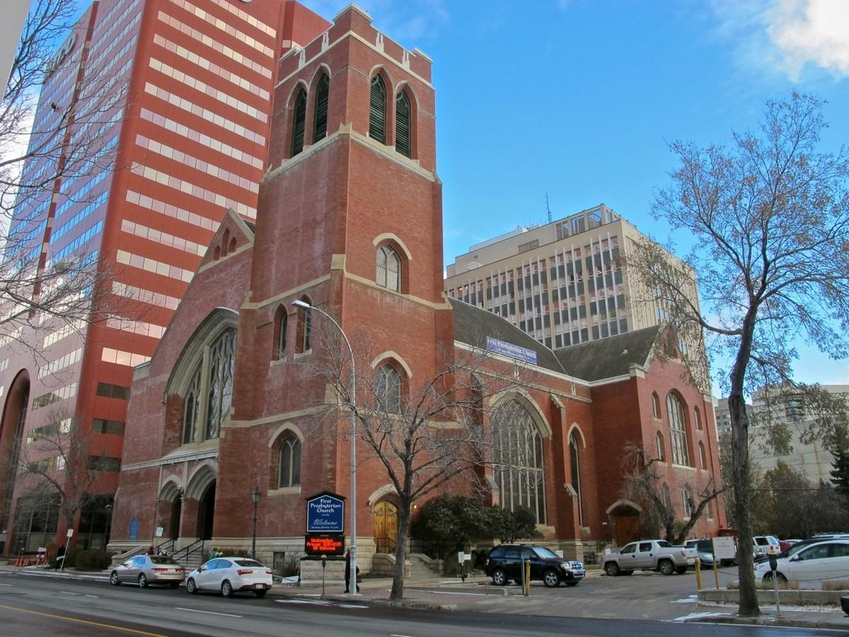 First Presbyterian Church - Sheet1