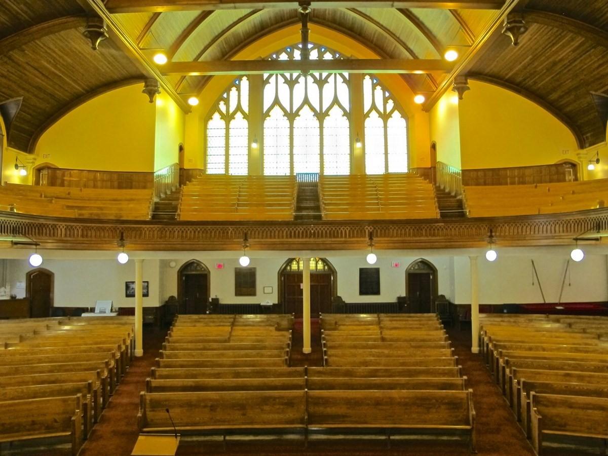 First Presbyterian Church - Sheet3
