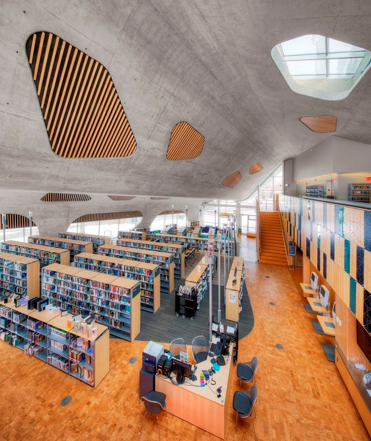 Jasper Place Library - Sheet2