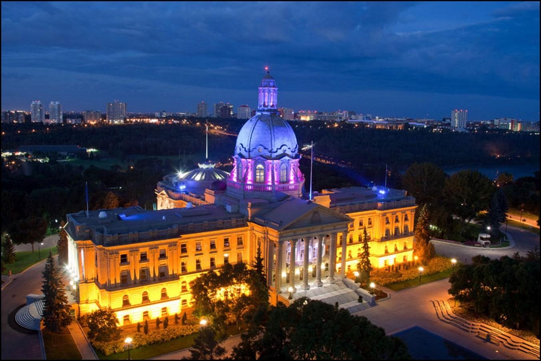 The Alberta Legislature Building - Sheet2