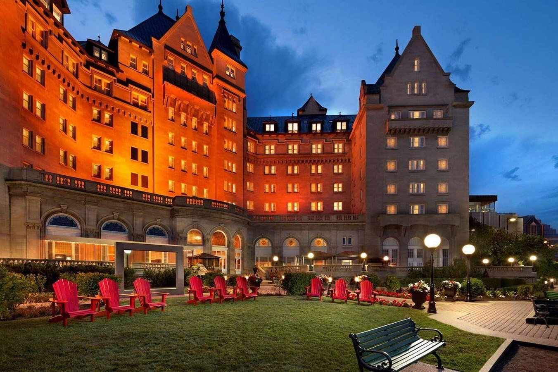 The Fairmont Hotel MacDonald - Sheet3