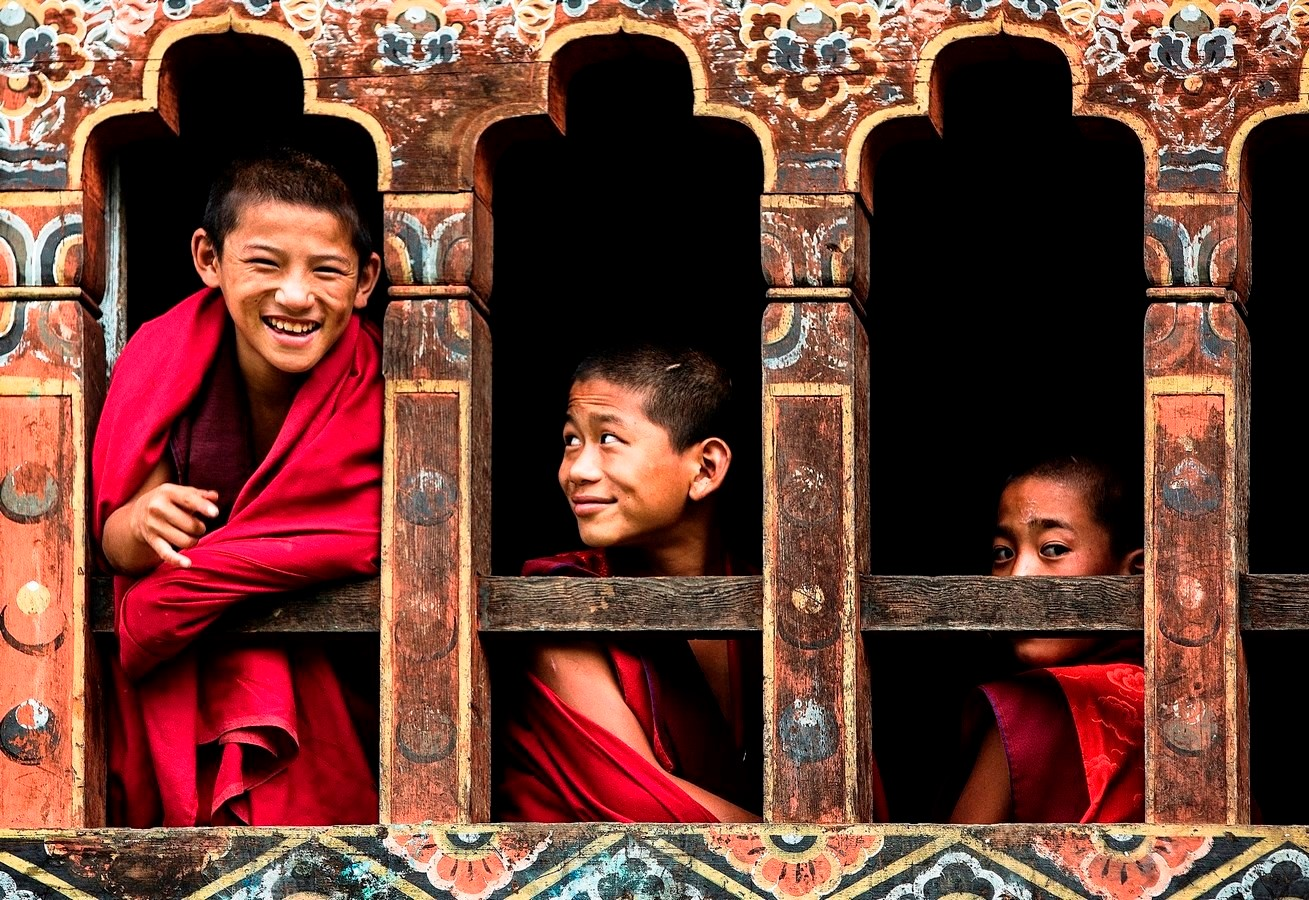 What makes Bhutan thrive on the happiness model - Sheet4