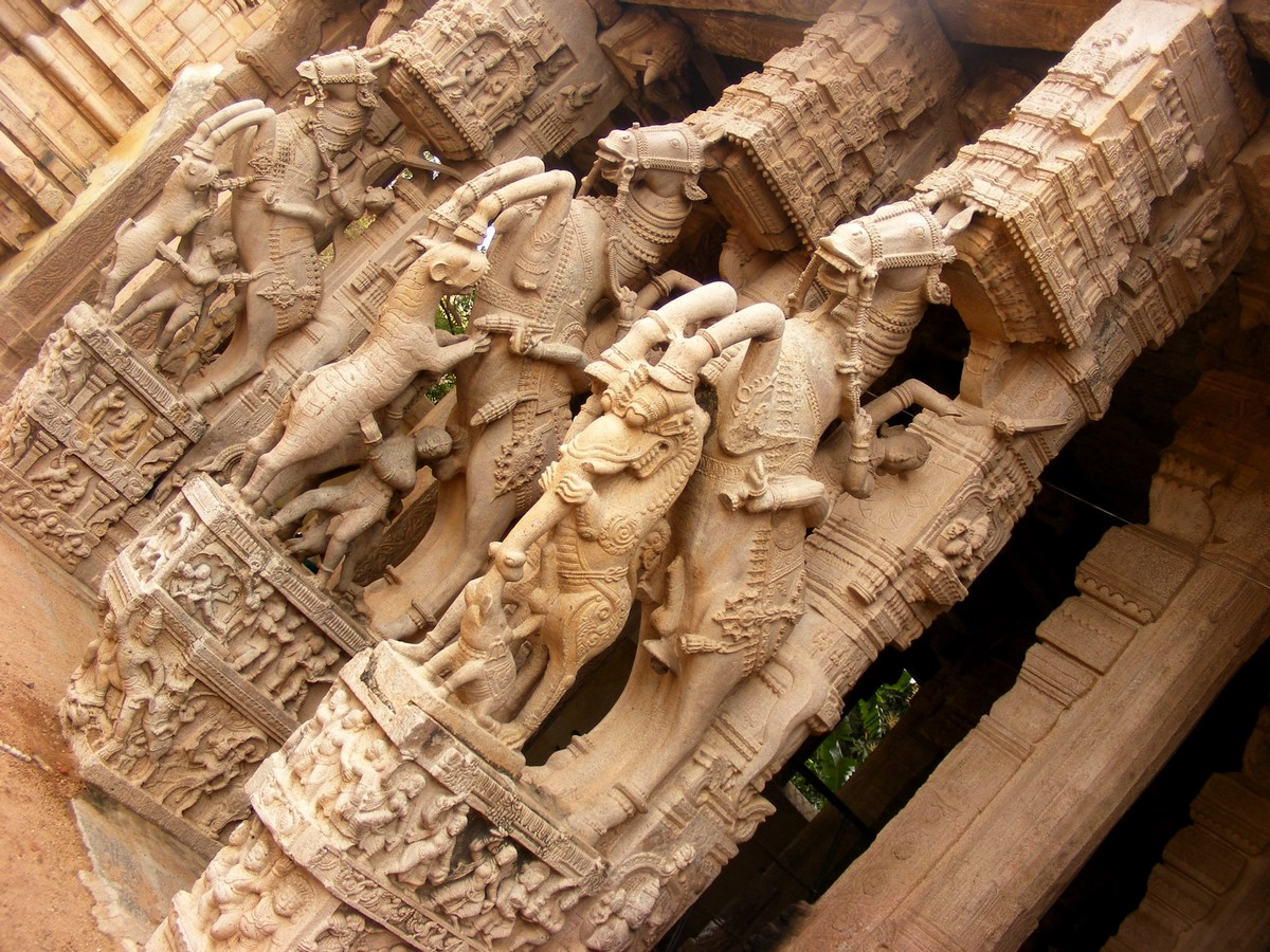 History and evolution of Temple Architecture in South India -Sheet10