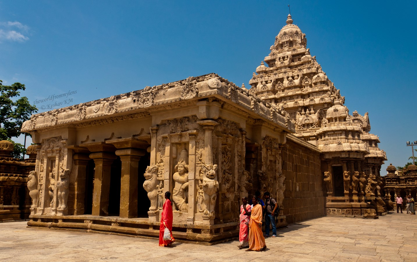 History and evolution of Temple Architecture in South India -Sheet4
