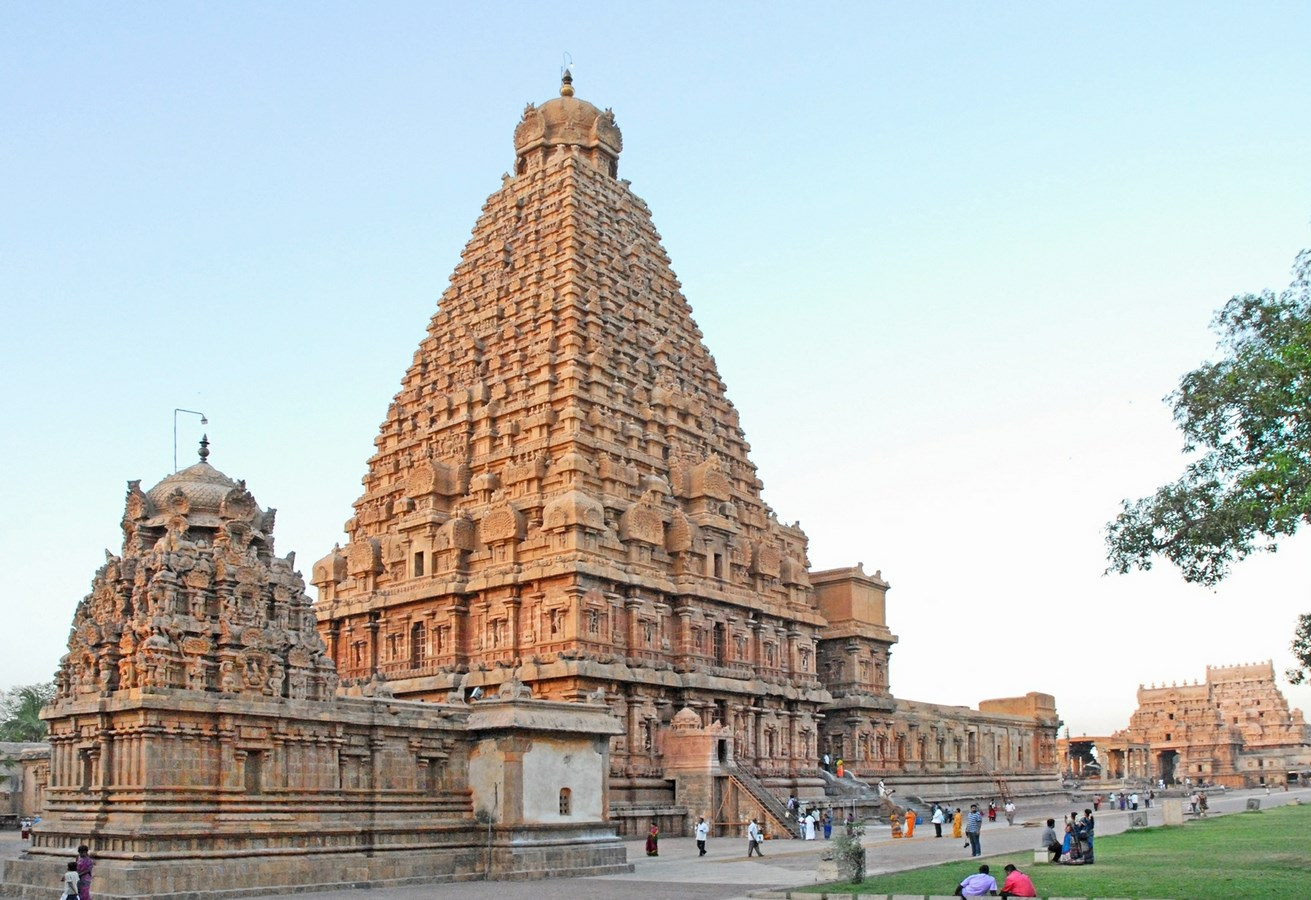 History and evolution of Temple Architecture in South India -Sheet6