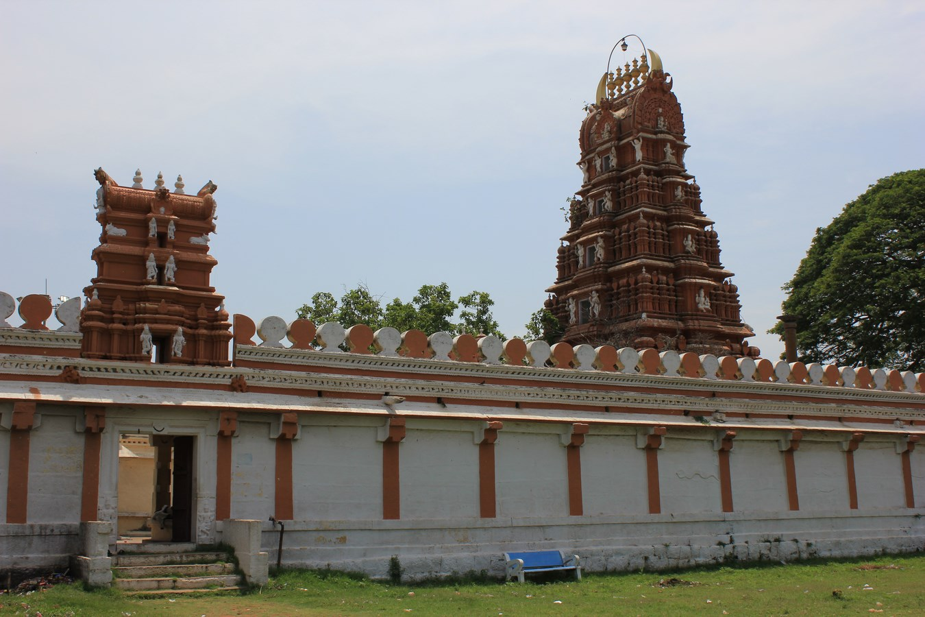 History and evolution of Temple Architecture in South India -Sheet8