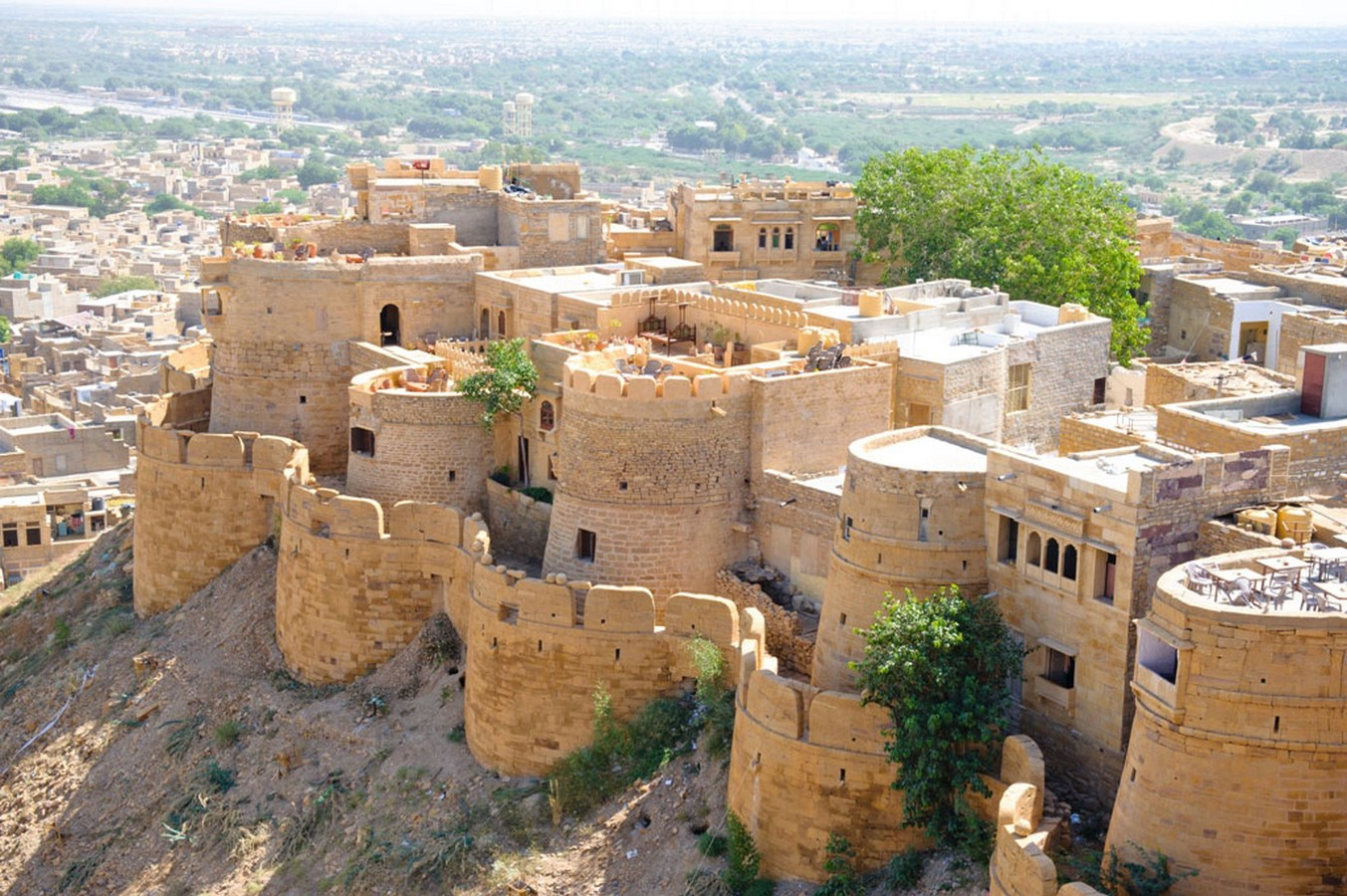 Architecture of Indian forts -10