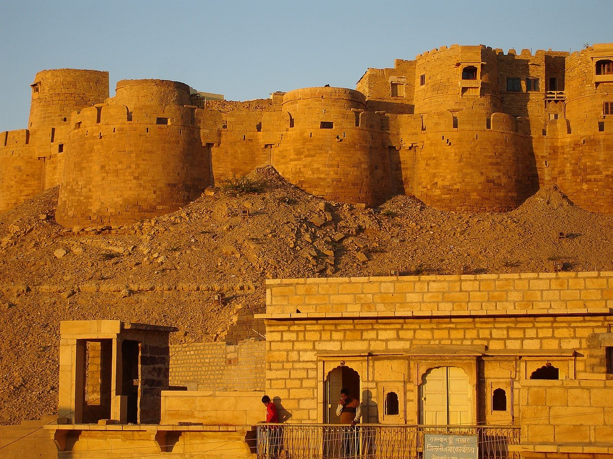 Architecture of Indian forts -11