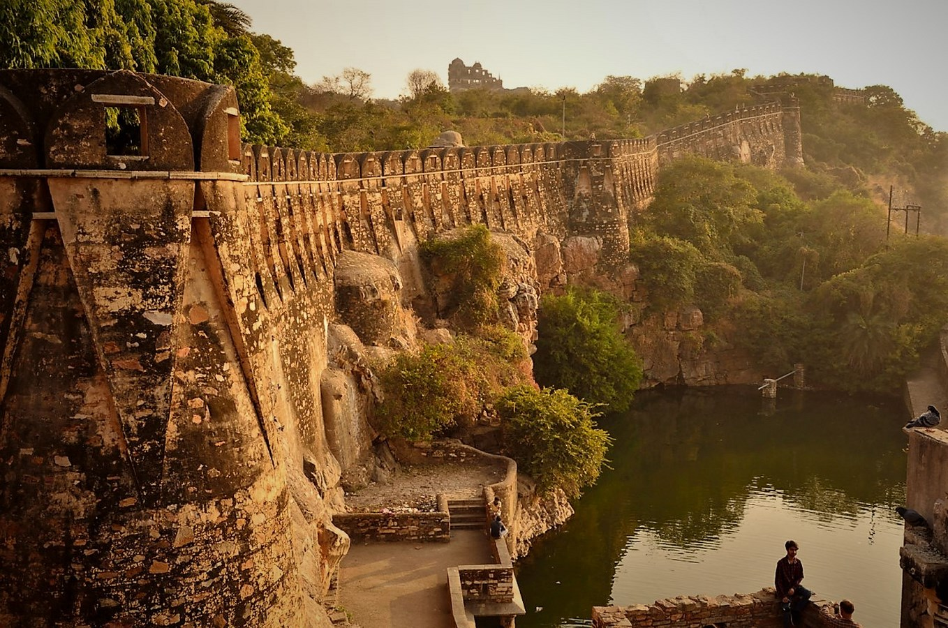 Architecture of Indian forts -4