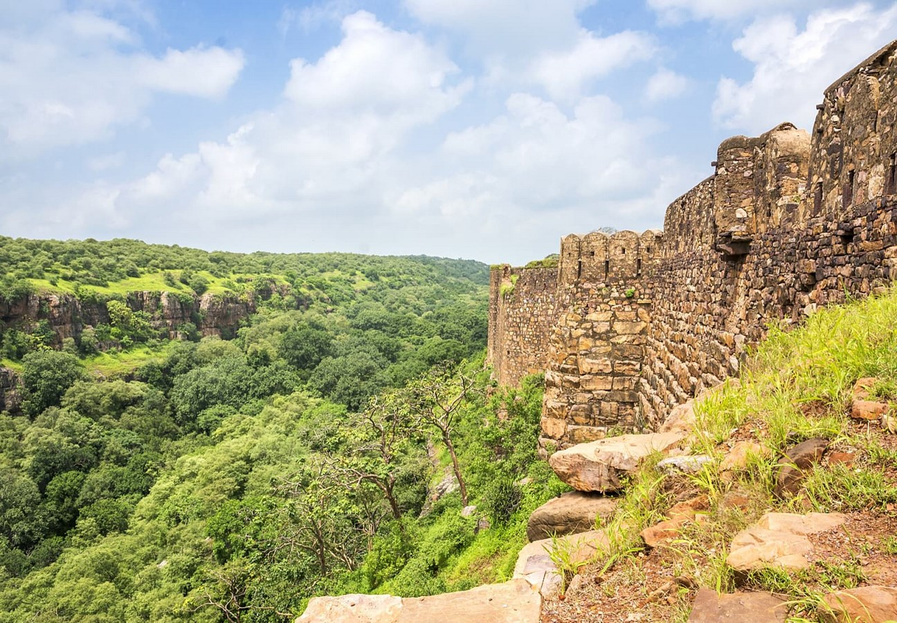 Architecture of Indian forts -8