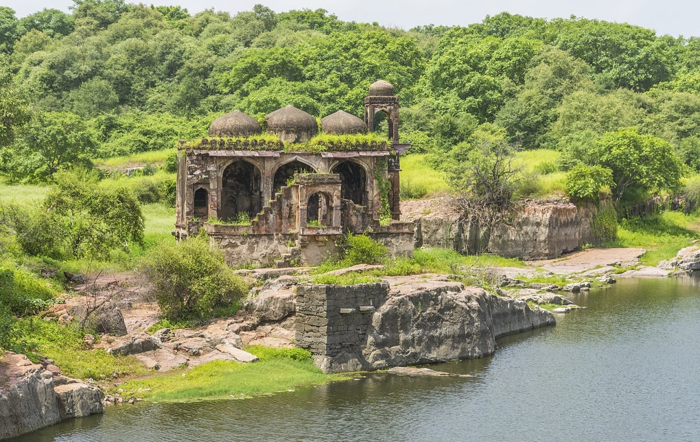 Architecture of Indian forts -9