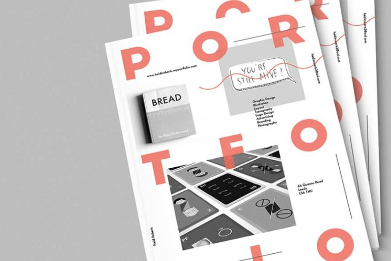 10 Tips On Making An Attention Grabbing Portfolio - Rethinking The Future