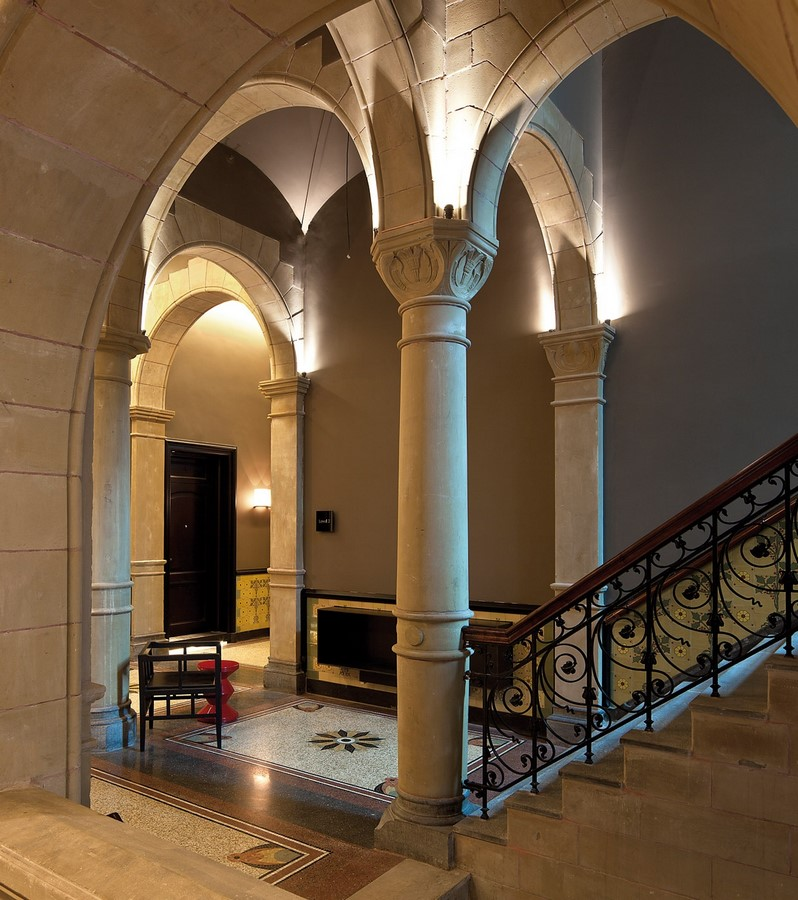 Conservatorium Hotel - Sheet6