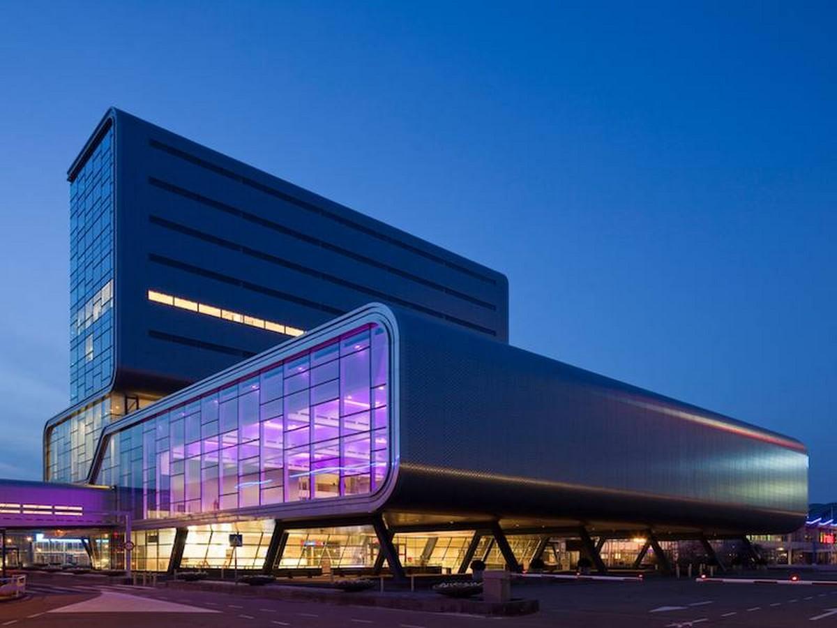 RAI Convention Center - Sheet3