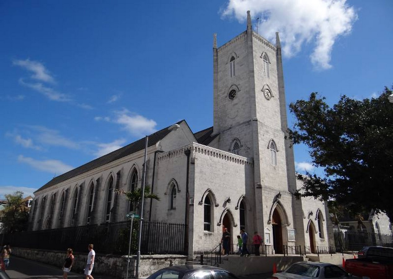 The Christ Church Cathedral- Sheet2