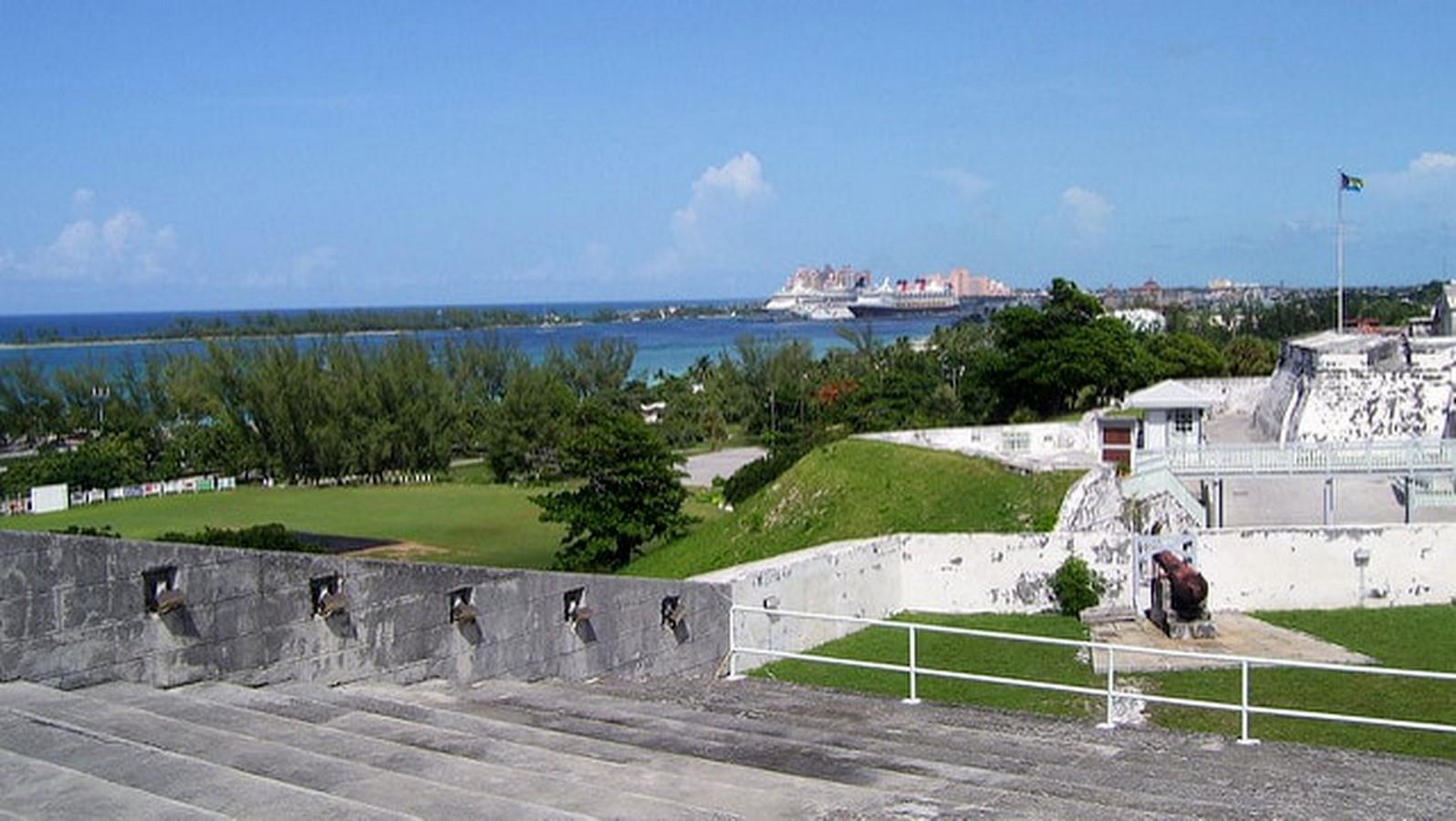 Fort Charlotte - Sheet1
