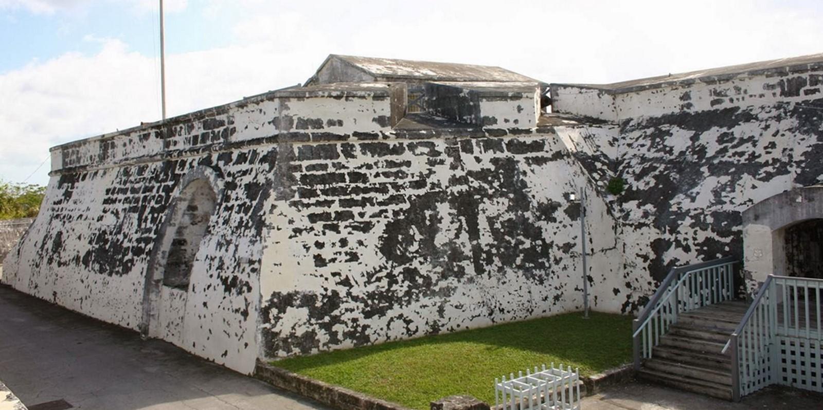Fort Charlotte - Sheet2