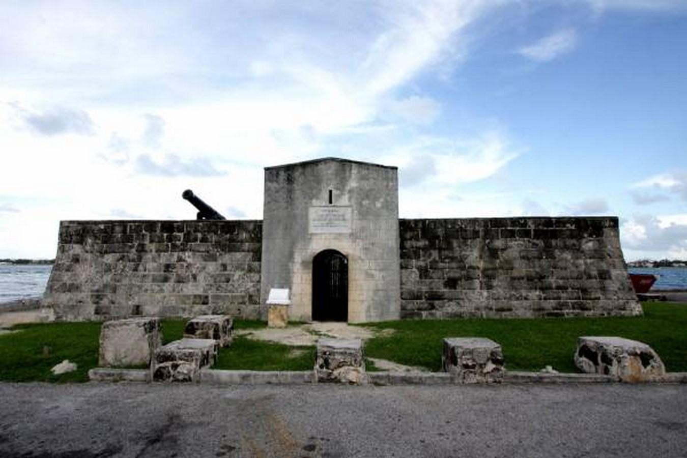 Fort Montagu - Sheet1