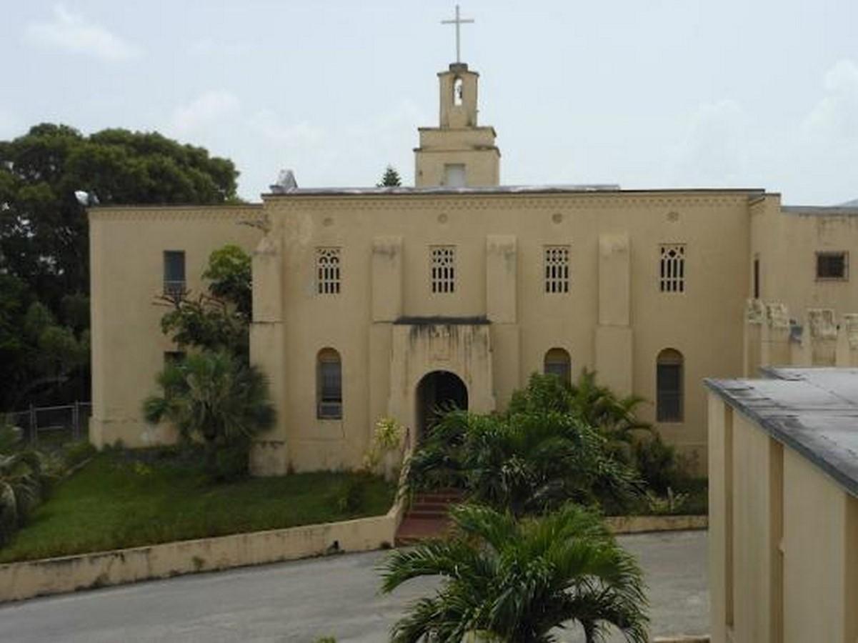 St Augustine's Monastery - Sheet2