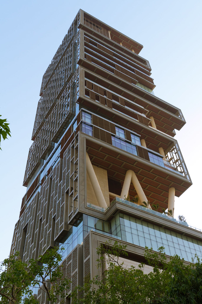 Antilla Tower, Mumbai - Sheet1