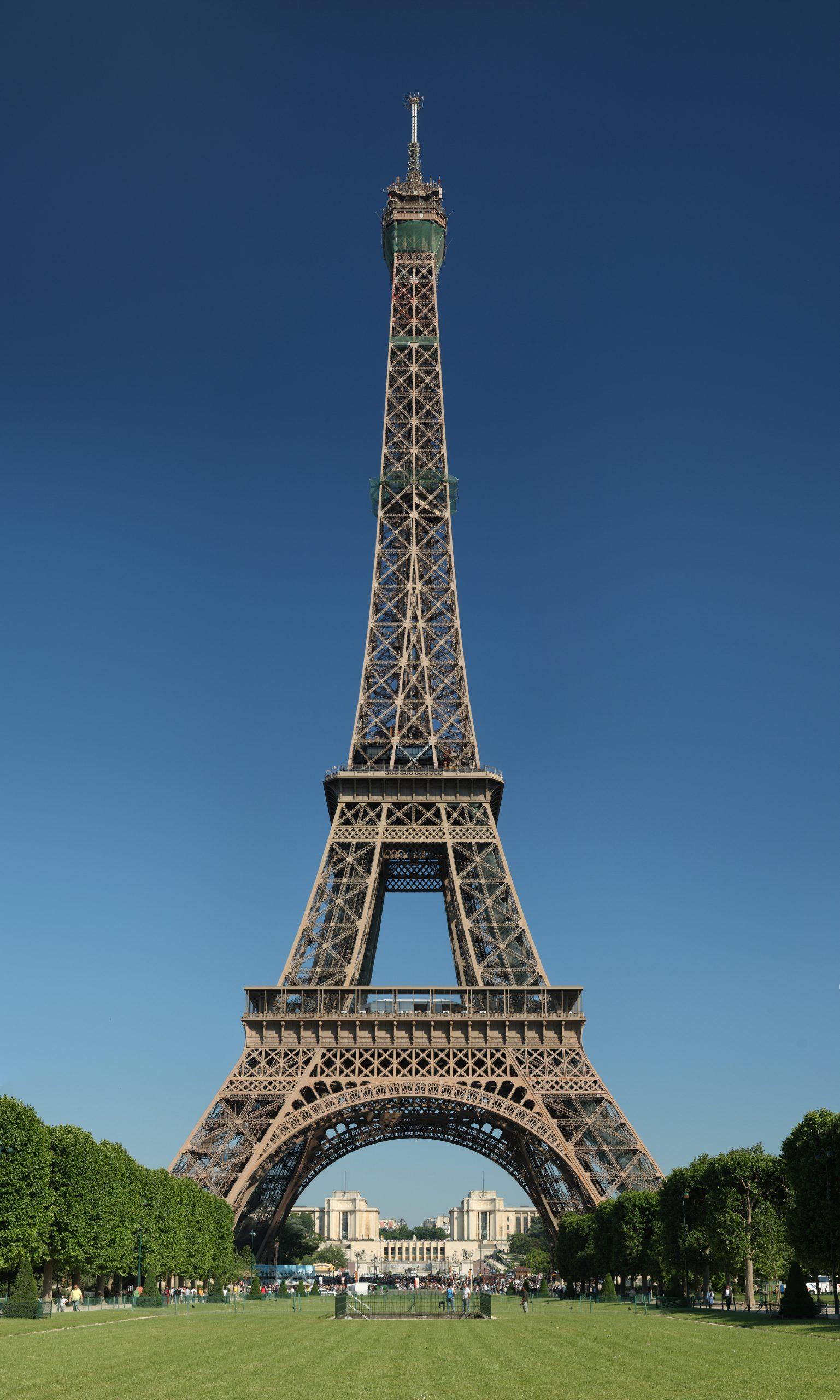 Eiffel Tower, Paris - Sheet3