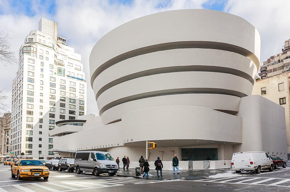 Guggenheim Museum, New York - Sheet1